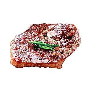 Amazon.com: Chinaware Food Toy - Plush Bread Steak Pizza ...