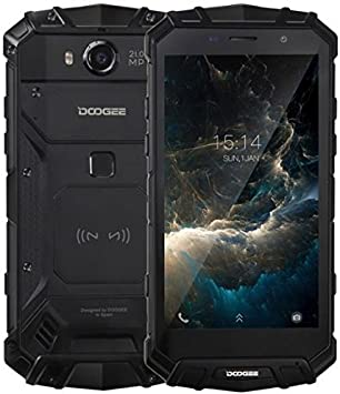Doogee S60 - 4G Smartphone Libre (Android 7.0, 5.2