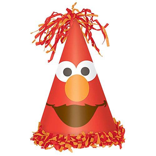1st Birthday Elmo Hat Party Supplies Elmo Sesame Street Fun to be One!