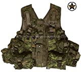 Tactical Vest - CF Forces - Canada Army Digital camouflage - Airsoft & Paintball Gear - CADPAT (Temperate Woodland)