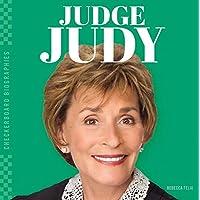 Judge Judy (Checkerboard Biographies)