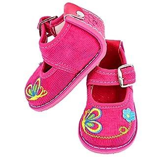 TAPITAP Baby Toddler Girl Corduroy Shoes