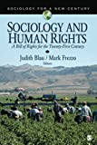 Sociology and Human Rights 1st Edition