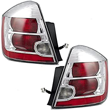 Amazon Com Driver And Passenger Taillights Tail Lamps