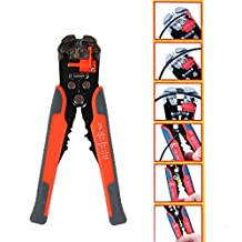 OFKP® Multifunctional Electrical Terminal Automatic Cable Wire Stripping Pliers Self Adjusting Crimper Terminal Tool Ratchet Tool