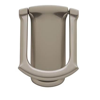 Baldwin 0105.150 Tahoe Door Knocker, Satin Nickel