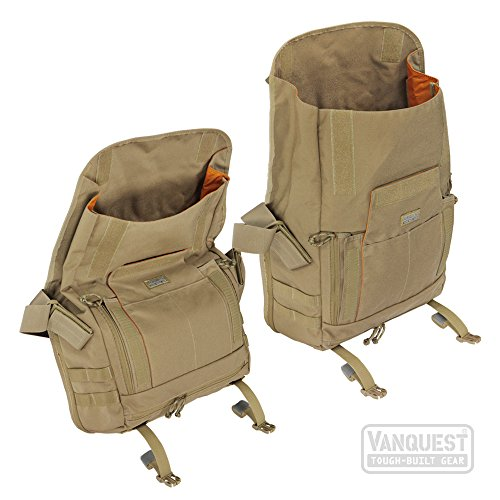 vanquest skitch 15 messenger bag wolf gray misc in