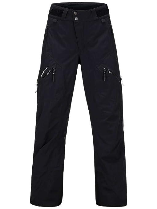size 40 ffe07 22ace Peak Performance - Pantaloni da Sci/Freeride-hoseheli, Nero ...