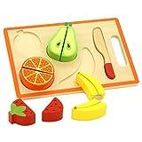 Viga My Wooden Cutting Fruit Board