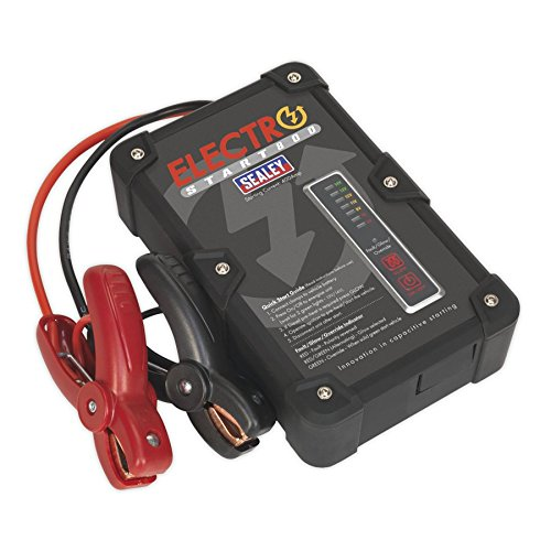 Sealey E//START1600 ElectroStart/® Batteryless Power Start 1600A 12V