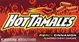 Hot Tamales, Cinnamon Flavored Candy, 5 oz