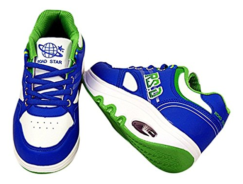 Sneaker Gesundheitsschuhe Fitnessschuhe Slipper Damen Bootsland 139 Mehrfarbig qOI4nxE