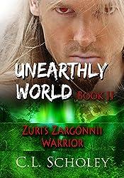 Zuri's Zargonnii Warrior (Unearthly World)