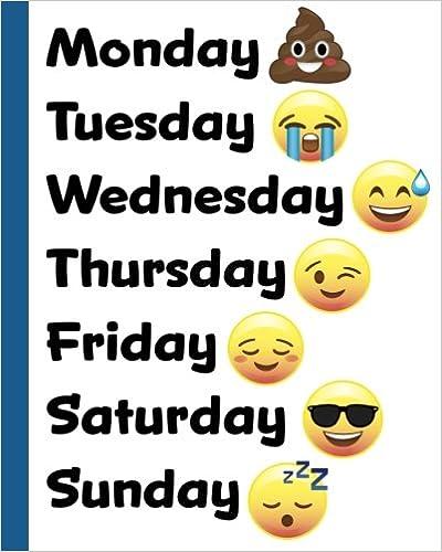 Sunday Monday Tuesday Wednesday Thursday Friday Saturday