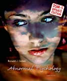 Abnormal Psychology--DSM-5 Update, Comer, Ronald J., 1464137196