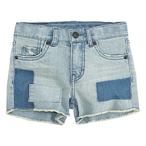 Levi's Girls' Denim Shorty Shorts by Levi's