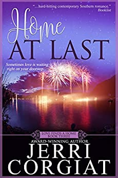 Home at Last (Love Finds a Home Book 3) by [Corgiat, Jerri]