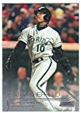 2015 Topps Stadium Club #114 Gary Sheffield Marlins
