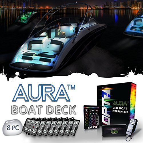 Waterproof Under Deck Pontoon Led Lights in US - 8