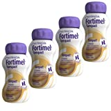 Fortimel Compact Hypercaloric Supplement Coffee Pack 4 X 125ml