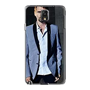 Samsung Galaxy Note3 HeL2755JqYc Allow Personal Design Beautiful Muse Series Shock Absorption Cell-phone Hard Covers -ColtonMorrill