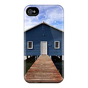 New House On The Pier Cases Covers, Anti-scratch BeverlyVargo Phone Cases For Iphone 6