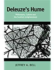 Deleuze's Hume: Philosophy, Culture and the Scottish Enlightenment