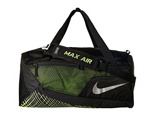 - Nike Mens Vapor Max Air Medium Training Duffel Bag BA5475-010 - Black/Volt