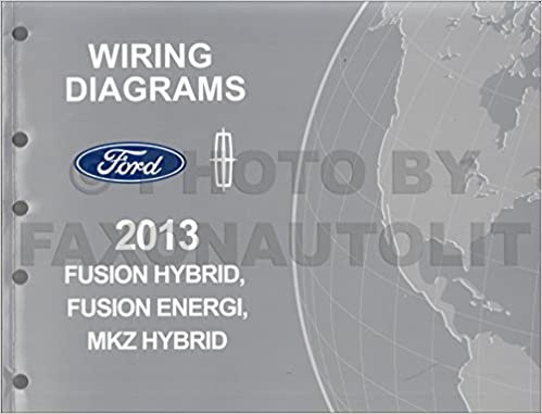 Peachy 2013 Ford Fusion Hybrid Energi Lincoln Mkz Hybrid Service Wiring Wiring Cloud Mangdienstapotheekhoekschewaardnl