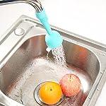 DISPLAY08-universale-cucina-rubinetto-filtro-risparmio-idrico-regolatore-antigoccia-Tab-compatibile-Pink-Long
