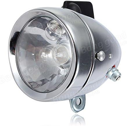 Chronos 12v fricción bicicleta dínamo generador de luz trasera del ...