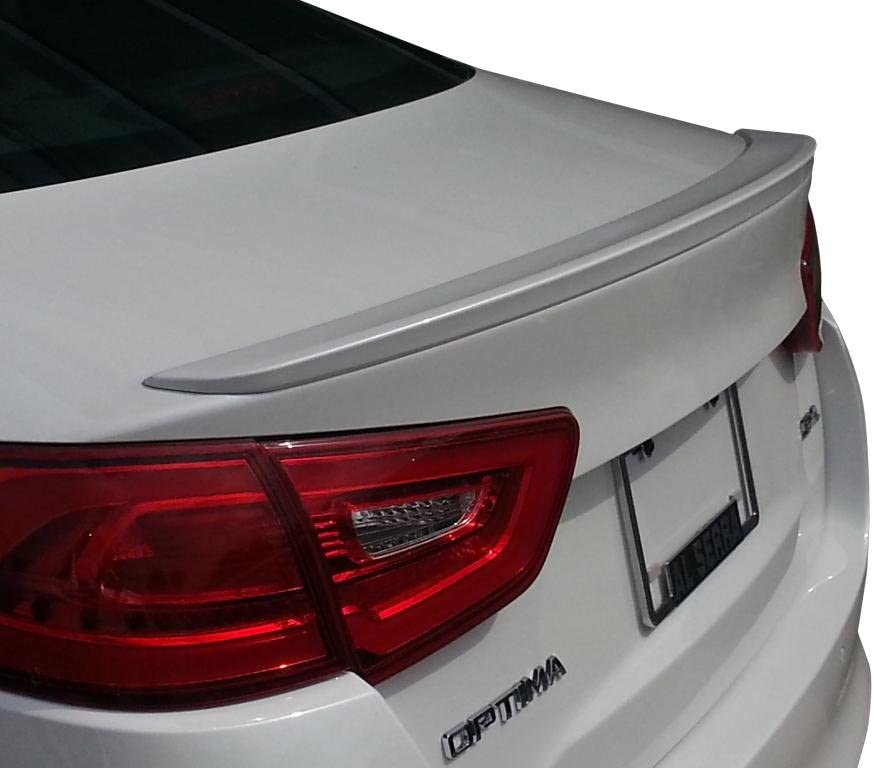 Factory Style Lip Spoiler for the Kia Optima Painted in the Factory Paint Code of Your Choice 544 3D with 3M tape included