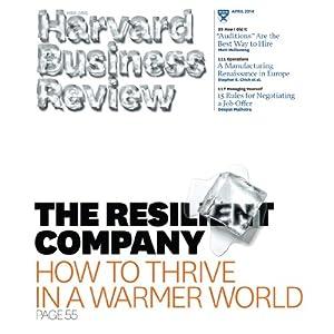 Harvard Business Review, April 2014 Periodical