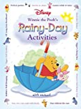 img - for Winnie the Pooh's Rainy-Day Activities with Sticker by Sharee Hopler (2002-04-06) book / textbook / text book