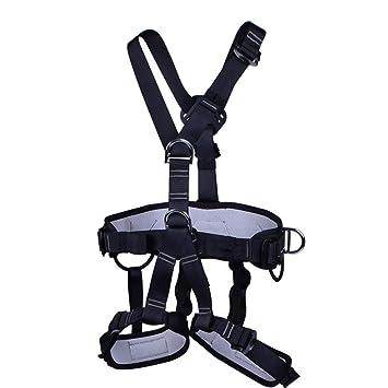 OYLXQ Arnés de Seguridad para Todo el Cuerpo Cinturón de ...