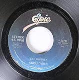 Cheap Trick 45 RPM Elo Kiddies / Ain't That a Shame