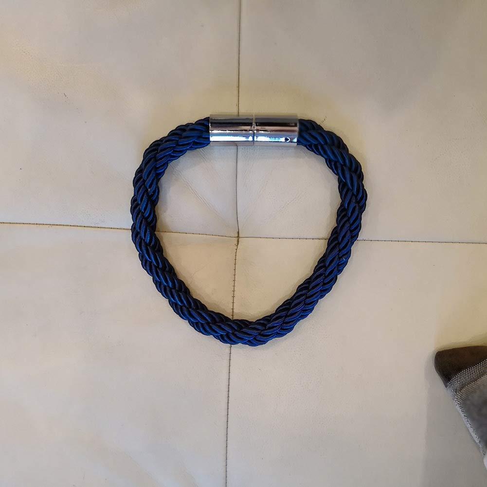 per casa e Ufficio Beige yuehuxin fermatenda Magnetico fermatenda con magneti per Tende oscuranti e Drappeggi