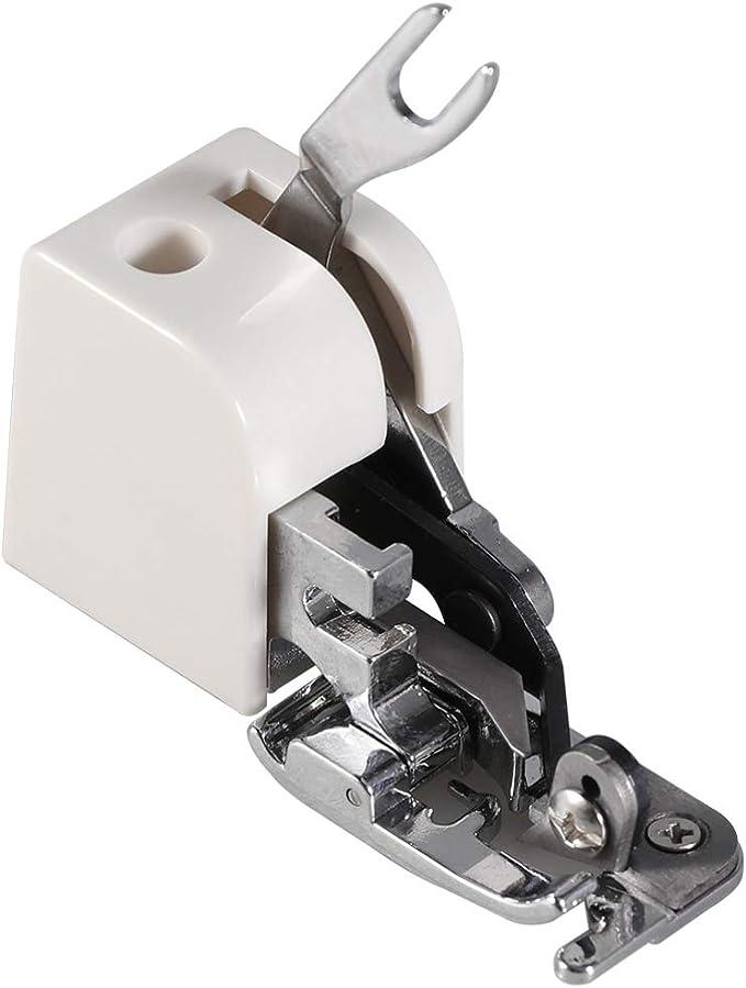 HEALLILY Máquina de Coser Kit de Pie Cortador Lateral Prensatelas Compatible con Hermano Cantante Janome Toyota Kenmore: Amazon.es: Hogar