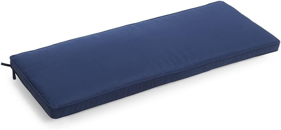 Coral Coast Classic 45 x 18 in. Outdoor Cushion for Benches and Porch Swings