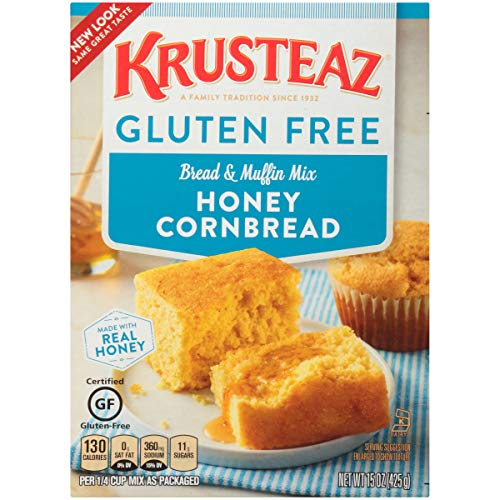 Krusteaz Gluten Free Honey