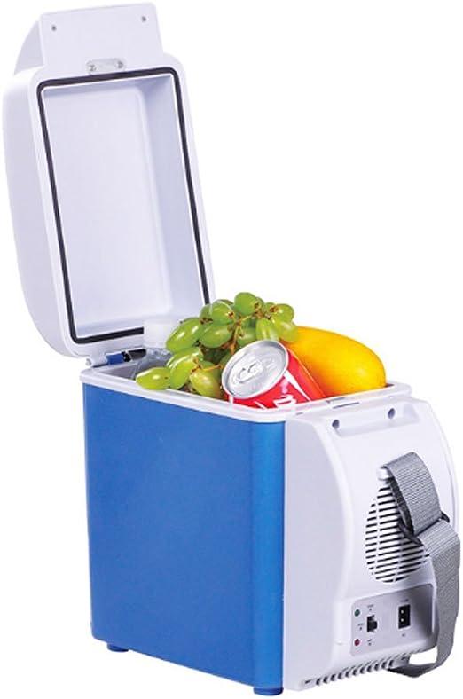 BX Mini Nevera Refrigerador del Coche 7.5L, Caja de Control Inteligente de la Temperatura 12, Mini refrigerador Frigorífico: Amazon.es: Jardín