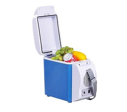 Amazon.es: Nevera Portátil, Refrigerador del coche 7.5L, caja de ...