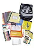 Designer Marc Gold Pre Filled 17' Backpack For Back to School Drives