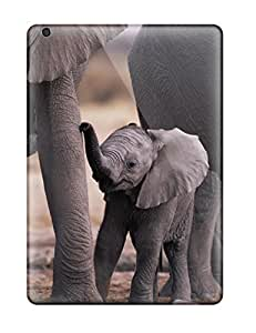 AnnDavidson Fashion Protective Elephant Wallpaper Case Cover For Ipad Air by icecream design