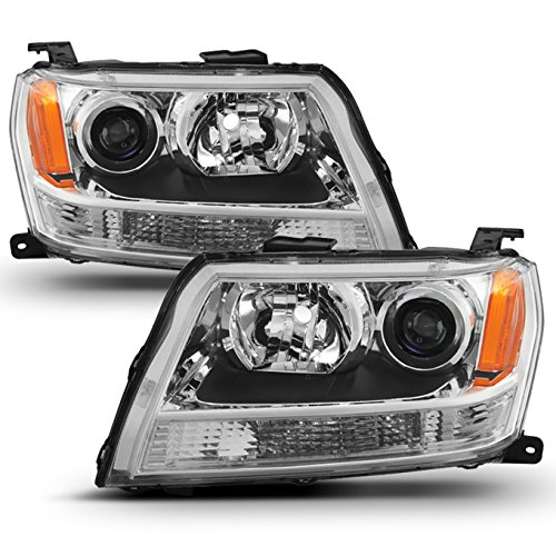 For [OE Direct Replacement] 2006 2007 2008 Suzuki Grand Vitara JT Headlights Lamps Assembly