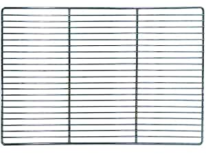 Update International CR-1725 Rectangular Chrome-Plated Cooling Rack, 17 by 25-Inch - Set of 3