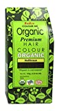 Radico Colour Me Organic Natural Light Brown (Bio, vegan Natural Cosmetic-Light Brown by RADICO