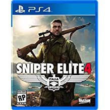 U&I Entertainment Sniper Elite 4 PlayStation 4