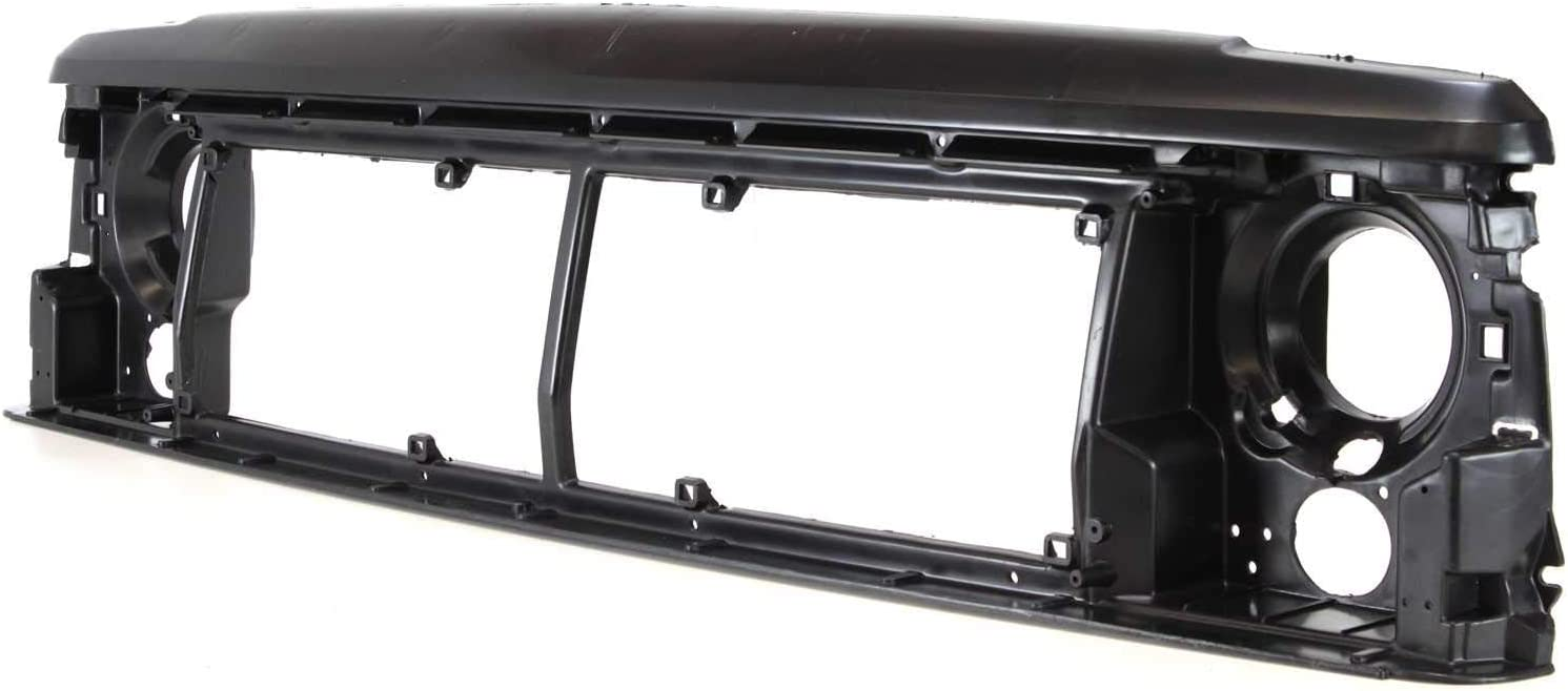 Header Panel Compatible with JEEP CHEROKEE 1991-1996 Adhesive Letter Type Thermoplastic