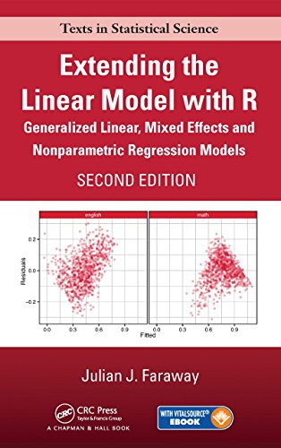 Chapman and hall/crc texts in statistical science: linear models.